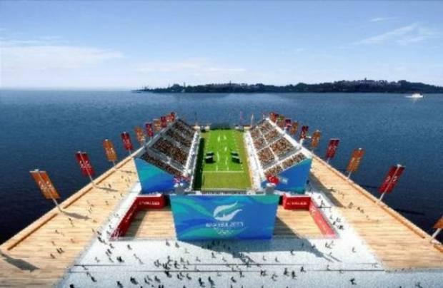 İstanbul'un dev Olimpiyat projeleri ! - Page 2