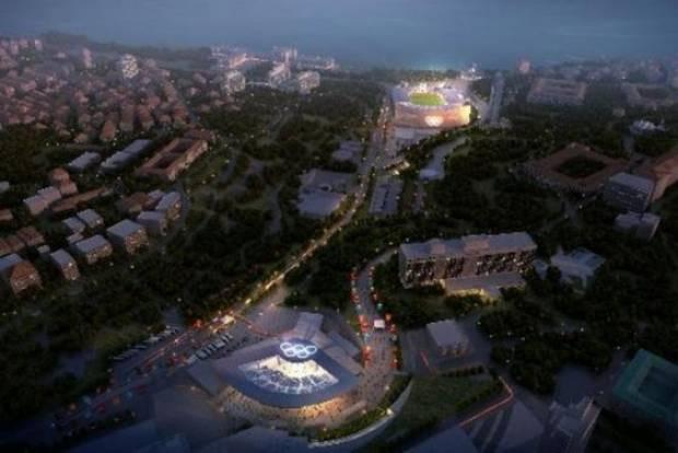 İstanbul'un dev Olimpiyat projeleri ! - Page 4