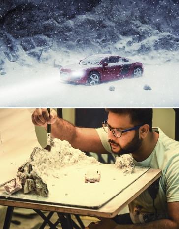 Dev otomobil firmalarının fotoğrafları böyle çekiliyor - Page 4