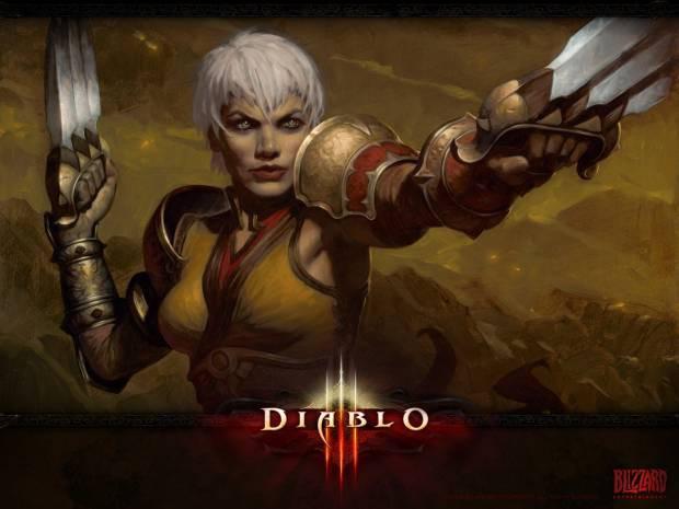 Diablo 3 HD Wallpapers - Duvar kağıtları - Page 1