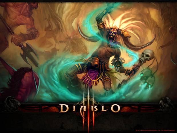 Diablo 3 HD Wallpapers - Duvar kağıtları - Page 2