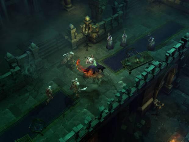 Diablo 3 oyunundan yeni resimler! - Page 1