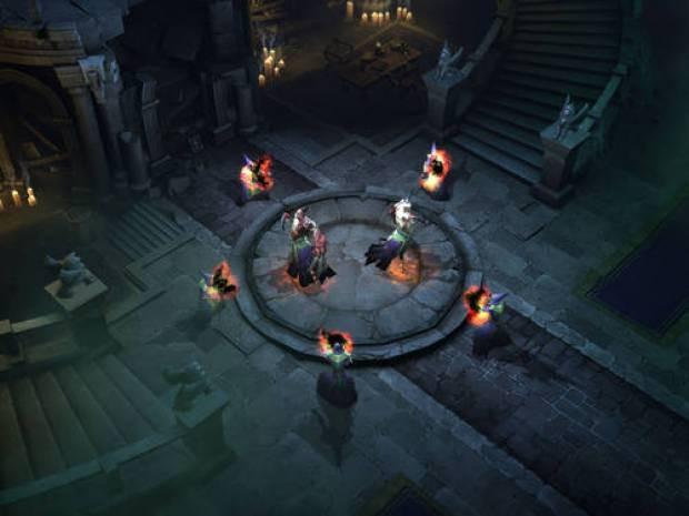 Diablo 3 oyunundan yeni resimler! - Page 4