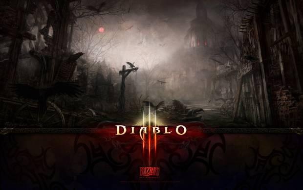 Diablo III duvar kağıtları - Page 1