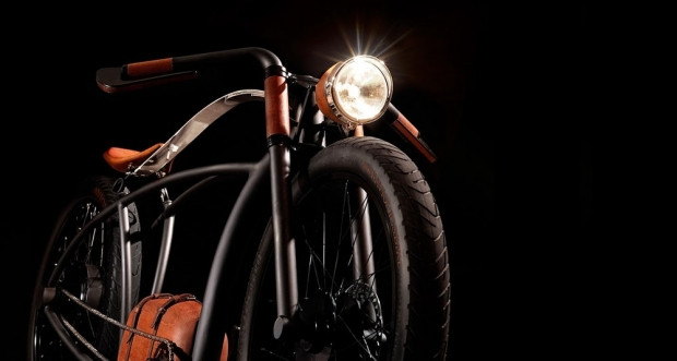 Dikkat çeken ahşap tasarımlı motorsiklet - Page 2