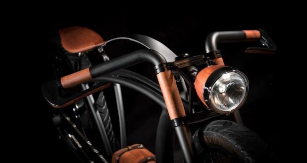 Dikkat çeken ahşap tasarımlı motorsiklet - Page 3