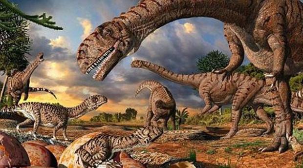 Dinozorları yok eden çifte felaket - Page 4