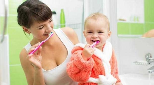 Diş fırçasını asla ıslatmayın - Page 4