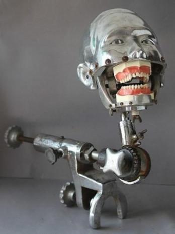Diş hekimi adayları bu robotlarla pratik yapıyor - Page 3