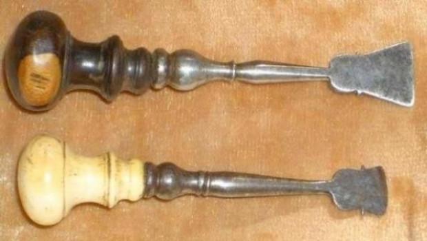 Dişçilerin kullandığı tarihi aletler - Page 1
