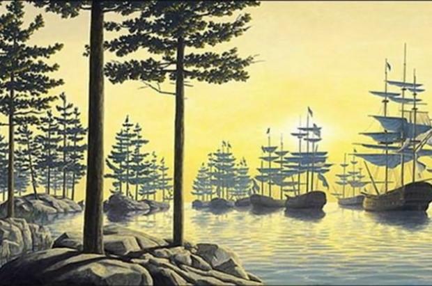 Discovery Galerileri'nde sergilenen gerçeküstü resimler - Page 4