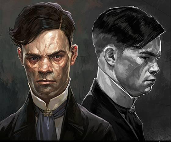 Dishonoured video oyunu  resimlerle konsept sanatını gösterdi - Page 1