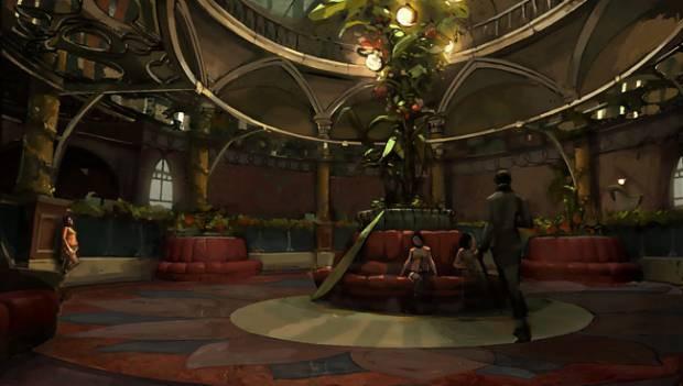 Dishonoured video oyunu  resimlerle konsept sanatını gösterdi - Page 3