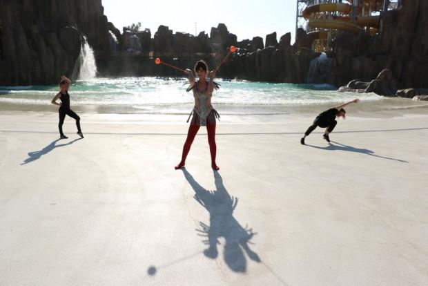 Disneyland'a rakip Türkiyede açılıyor - Page 2