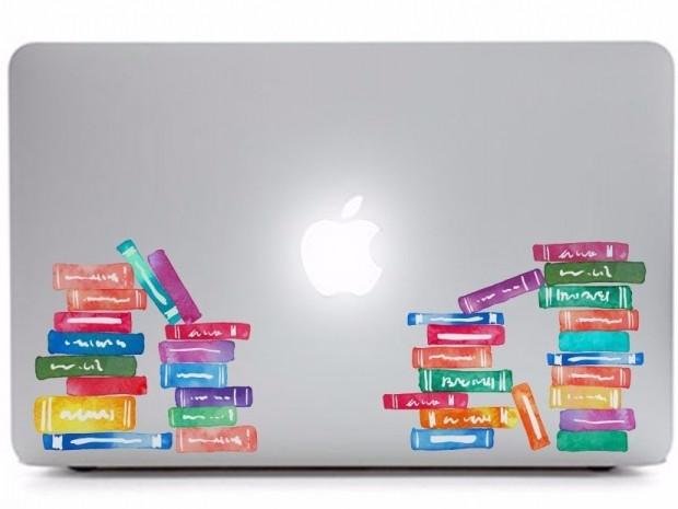 Dizüstü bilgisayarınız için en güzel MacBook çıkartmalar - Page 1