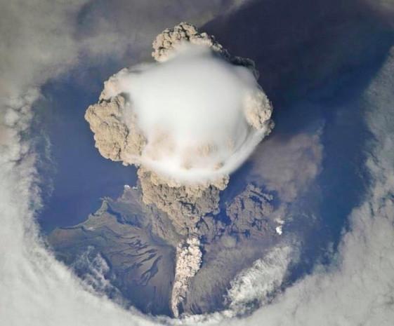 Doğal yollardan oluşan bulut şekilleri şaşırtıyor - Page 3