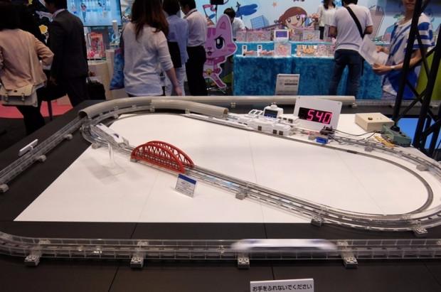 Doğu ve batının en hızlı oyuncakları Tokyo'da sergilendi - Page 2
