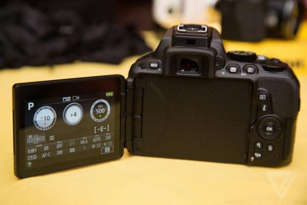 Dokunmatik ekran ve Wi-Fi özellikli Nikon D5500 DSLR duyuruldu! - Page 2