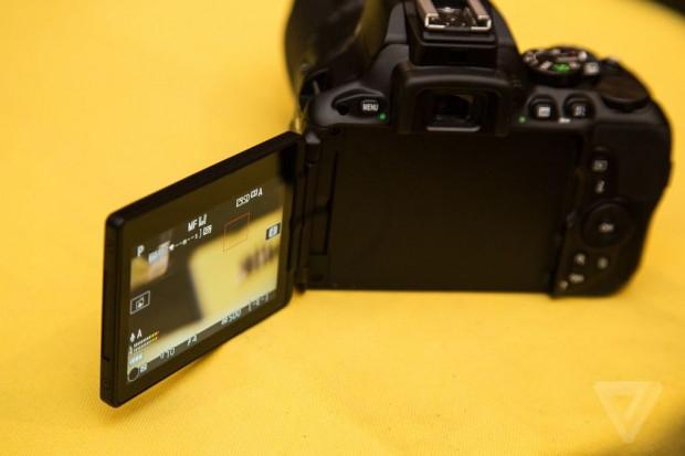Dokunmatik ekran ve Wi-Fi özellikli Nikon D5500 DSLR duyuruldu! - Page 3