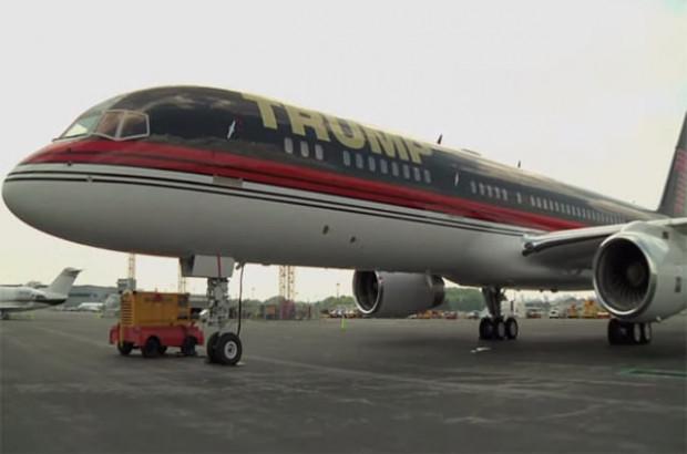 Donald Trump'ın 100 milyon dolarlık uçağı - Page 3