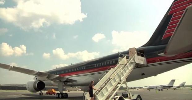 Donald Trump'ın ultra lüks özel uçağı - Page 2