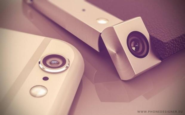 Döner kameralı  Windows Phone telefon konsepti: Spinner - Page 2