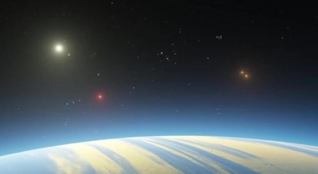Dört güneşli gezegen keşfedildi - Page 1