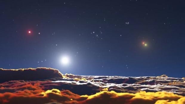 Dört güneşli gezegen keşfedildi - Page 2