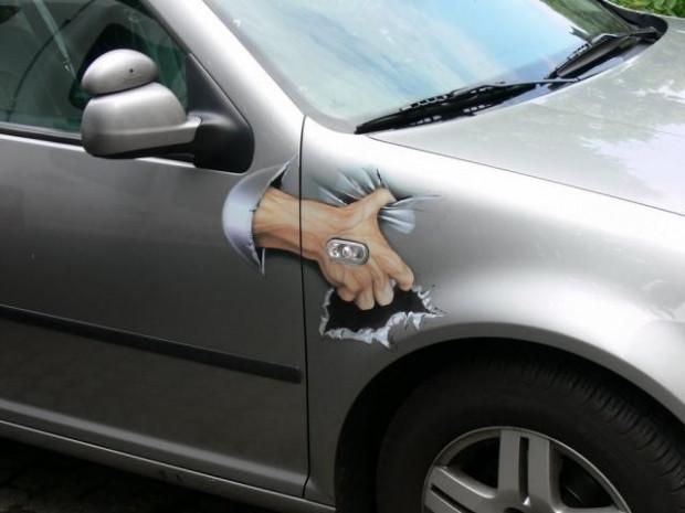 Dövme en çok otomobillere yakışıyor! - Page 4