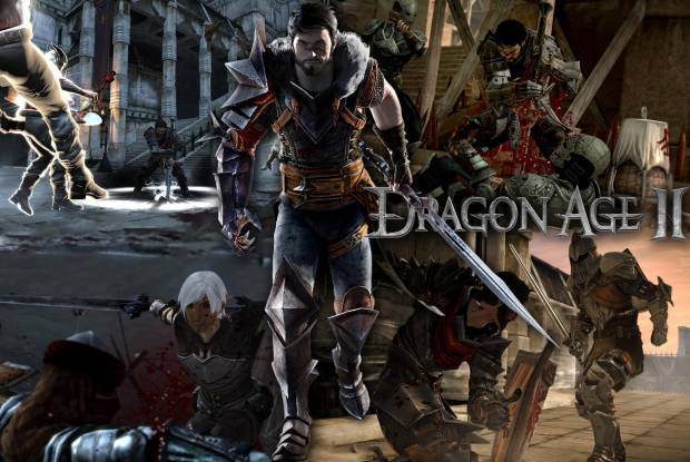 Dragon Age II Duvar Kağıtları - Page 2