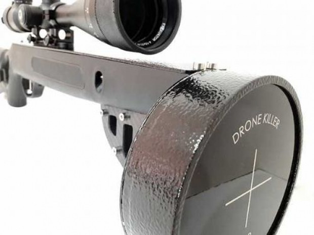Drone Killer:mini insansız hava aracı katili! Biz yaptık - Page 15
