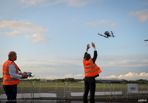 Drone'lar uçakları kontrol edecek! - Page 4
