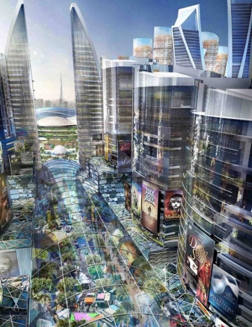 Dubai Şeyh'inden akıl almaz proje! - Page 1