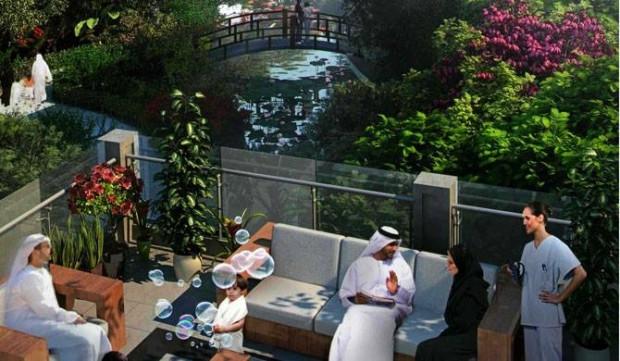 Dubai Şeyh'inden akıl almaz proje! - Page 2