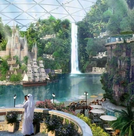 Dubai Şeyh'inden akıl almaz proje! - Page 3