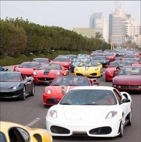 Dubai'deki yaşamı en iyi şekilde tanımlayan fotoğraflar - Page 1