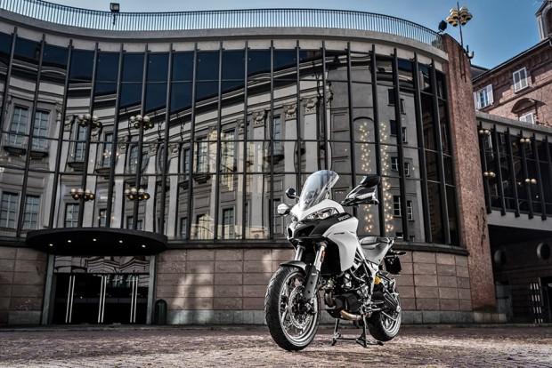 2017 model Ducati Multistrada 950! - Page 1