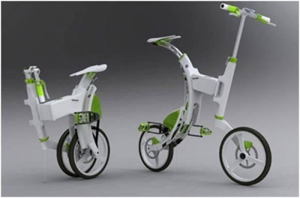 Dudak uçuklatan bisiklet tasarımları! - Page 1