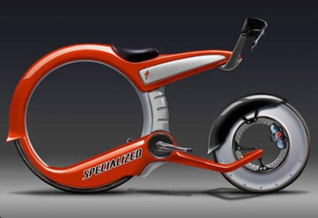 Dudak uçuklatan bisiklet tasarımları! - Page 2