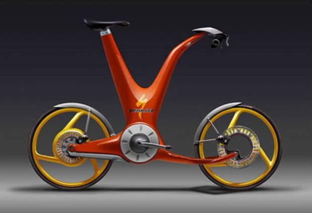 Dudak uçuklatan bisiklet tasarımları! - Page 3