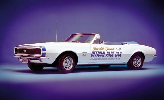 Dünden bugüne Chevrolet Camaro - Page 2