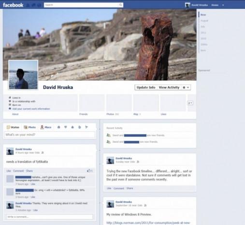 Dünden bugüne Facebook - Page 4