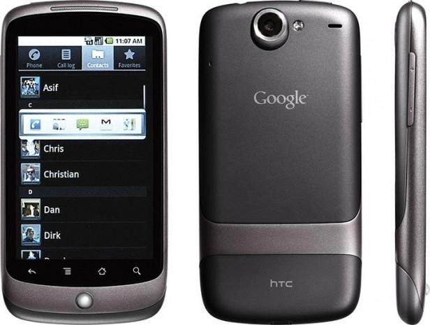 Dünden bugüne HTC telefon ailesi - Page 1