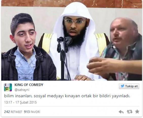 Dünya dönmüyor diyen Suudi imama sosyal medyadan 20 mizahi tepki - Page 4