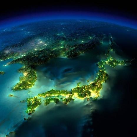 Dünya geceleri uzaydan nasıl görünüyor? - Page 2