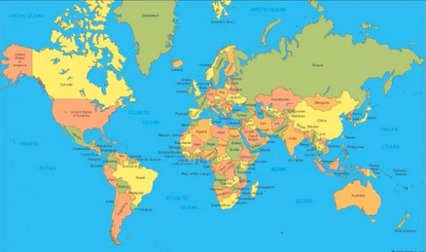Dünya hakkında algınızı değiştirecek coğrafi bilgiler - Page 3
