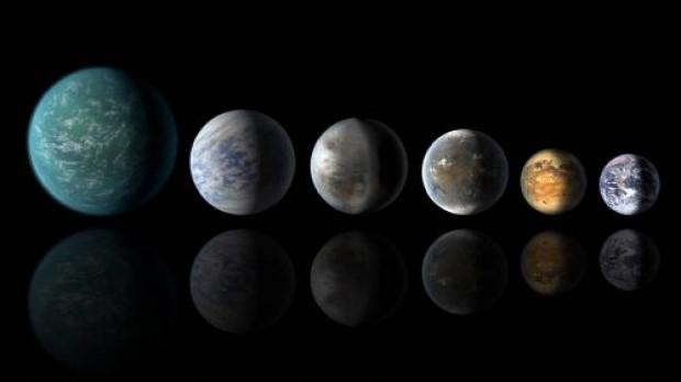 Dünya kadar büyük 100'den fazla gezegen bulundu! - Page 3
