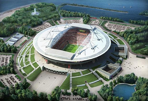 2018 Dünya Kupası'na ev sahipliği yapacak stadyumlar - Page 1