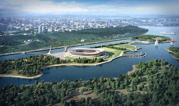 2018 Dünya Kupası'na ev sahipliği yapacak stadyumlar - Page 3
