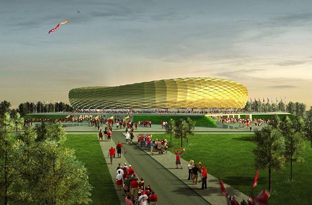2018 Dünya Kupası'na ev sahipliği yapacak stadyumlar - Page 4